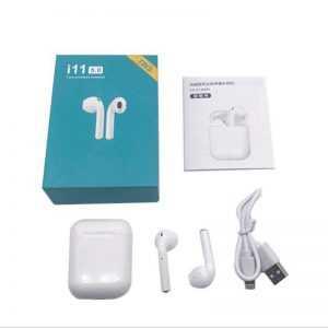 Auriculares Bluetooth i11