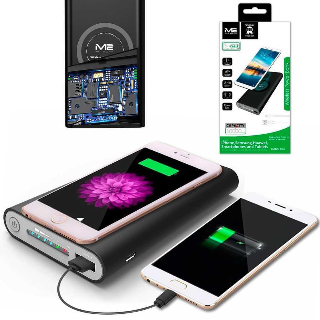 Bateria Externa 10000 mah