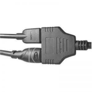 Adaptador HDMI a 2 HDMI