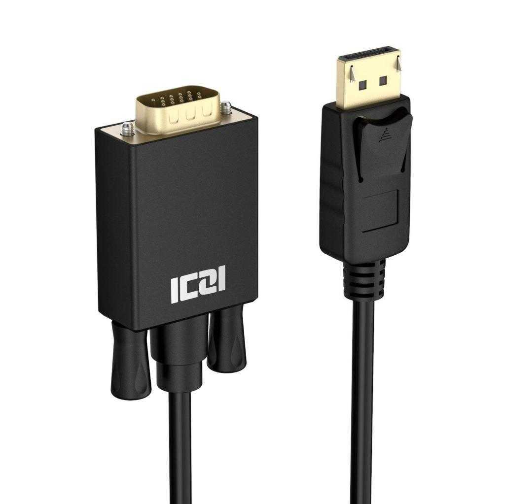Cable Adaptador HDMI a VGA 1080p