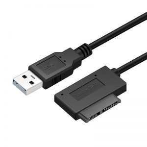 Cable USB 2.0 a Mini Sata