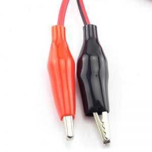 cables de prueba Pinzas de cocodrilo eléctricas