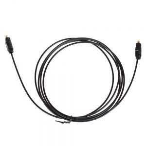 Cable de fibra óptica de Audio Digital