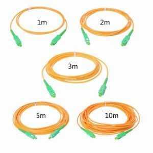Cable de puente de fibra óptica