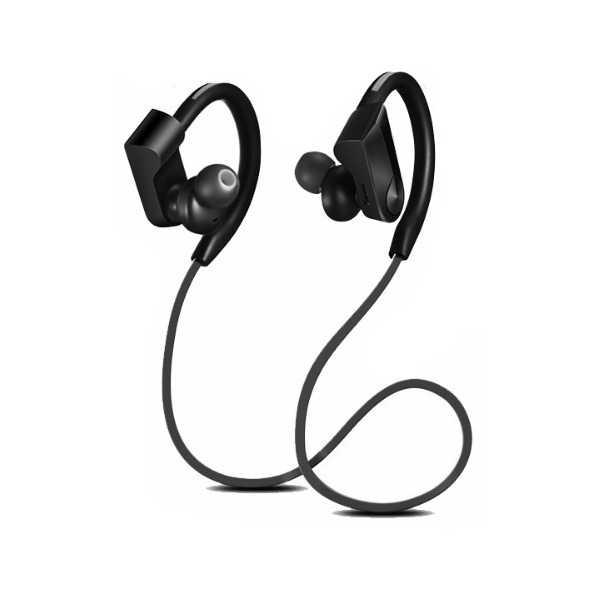 Auriculares inalámbricos K98 con Bluetooth para deportes al aire libre, Mini auriculares estéreo de bajos 3D impermeables con micrófono para IOS y Android