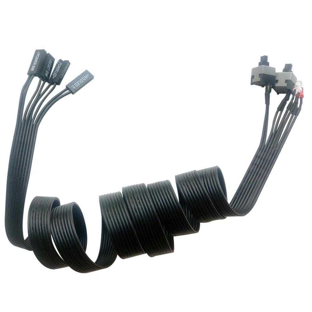 Cable placa base de 60cm, luz LED